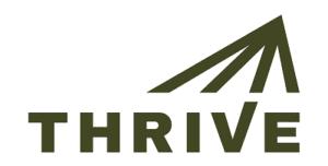 Thrive Cannabis testimonial